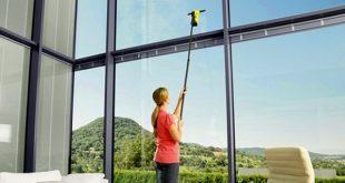 Tips Membersihkan Kaca Rumah