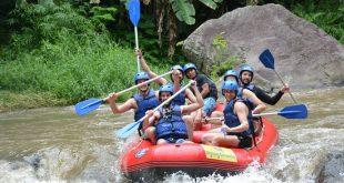 Sobek rafting ayung river - Melakukan Rafting Bisa Mendapatkan Vitamin D