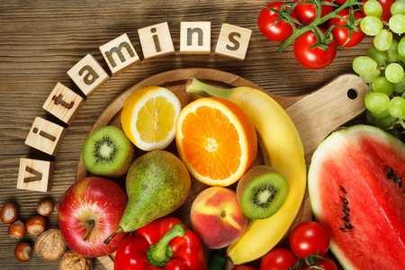 Cara Kerja Vitamin Dalam Tubuh Kita
