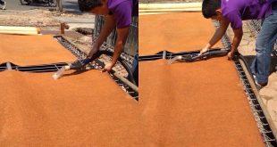 Cara Membersihkan Noda Karpet