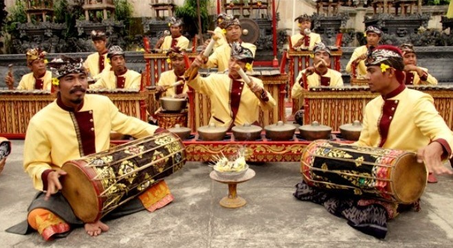 Musik Gamelan Bali