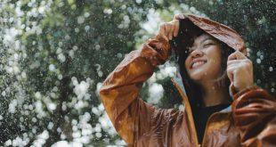 Jas Hujan Wanita
