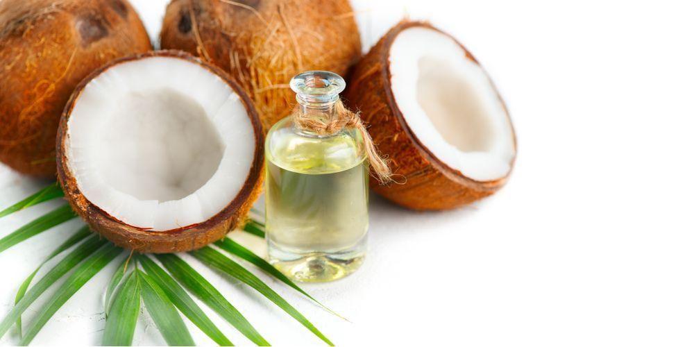 cara buat minyak kelapa murni